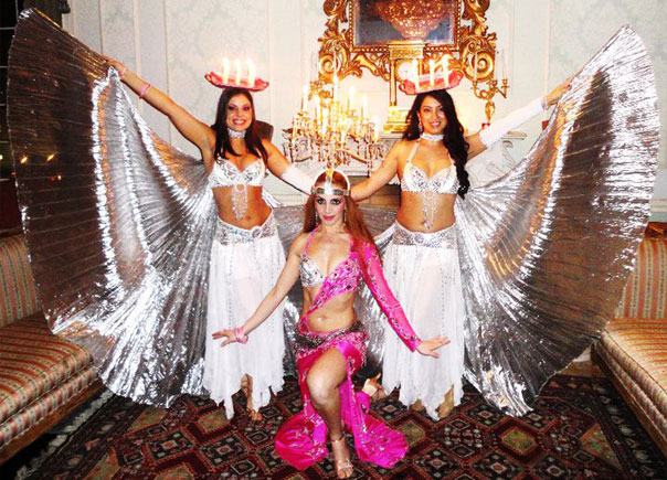 arabic night dance show:nyc