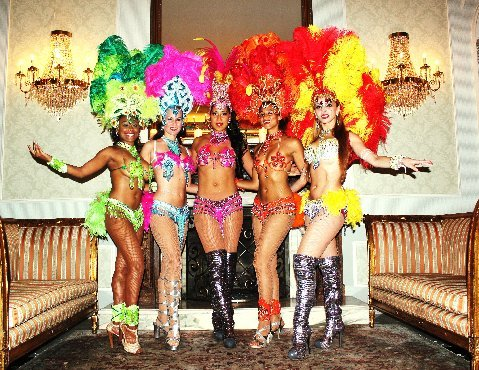 brazilian samba dance show in new york